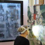 Untersuchung des Gemäldes