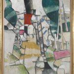 Fernand Léger, Le passage à niveau