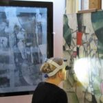 Investigation of the painting