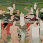 Vallotton_Bad am Sommerabend