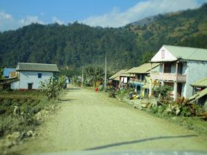 The village of Bagdali, in the subtropical Terai region, 80 km from Kathmandu